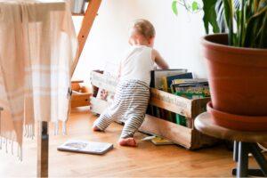 hábito de lectura en niños
