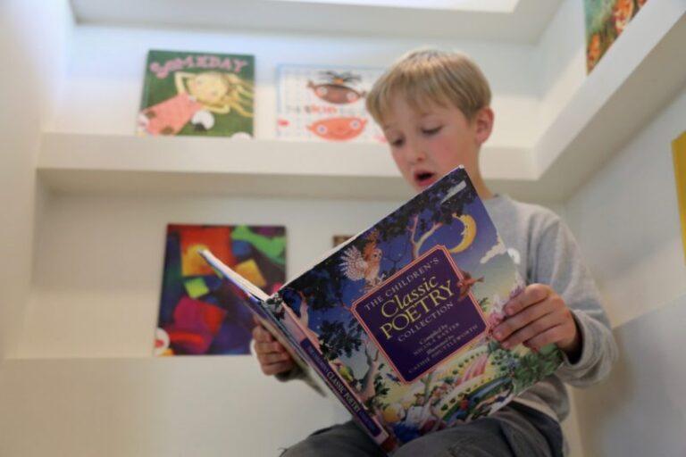 rimas y poesias para niños
