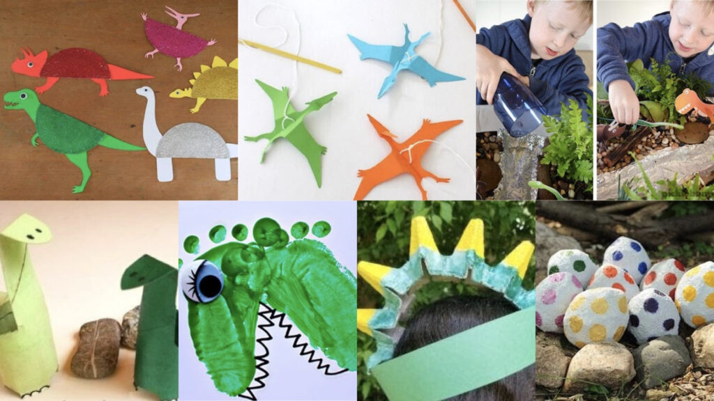 dinosaurios para niños