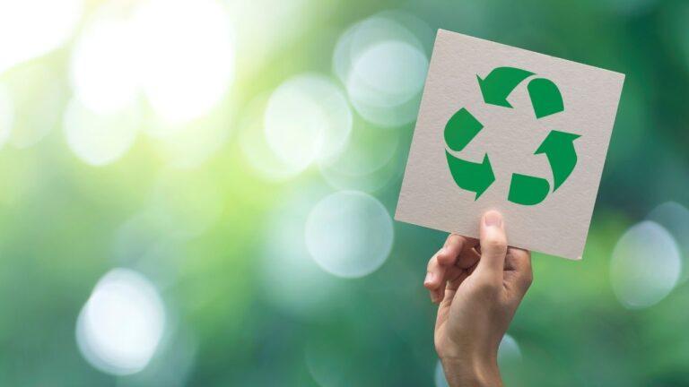 reciclaje para niños