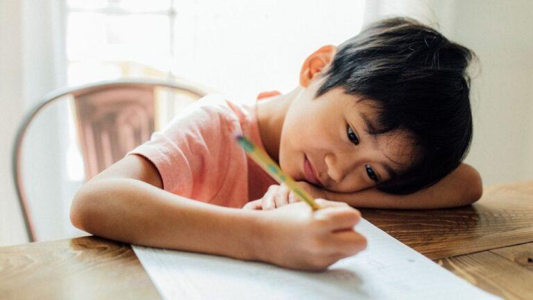 lectoescritura en niños